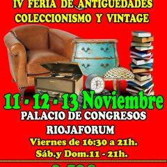 IV Feria de Antigüedades