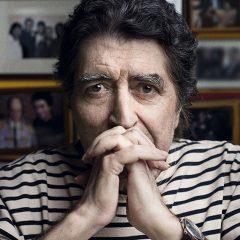 'Lo niego todo' de Joaquín Sabina, finaliza la grabación