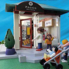 Los clicks de Playmobil, protagonistas en el Museo del vino de Pagos del Rey