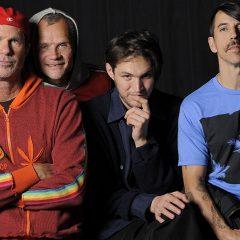 Cartel FIB 2017, Red Hot Chili Peppers, única fecha en España