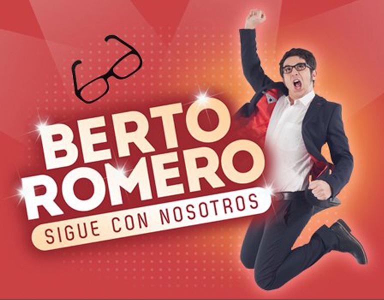 Berto Romero, espectáculo en A Coruña