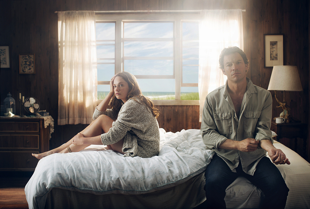 Tercera temporada de 'The Affair', nada es lo que parece