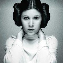 Ha muerto Carrie Fisher, adiós a la Princesa Leia de Star Wars