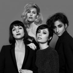 'Drac Pack' en Madrid, estreno del musical de Najwa Nimri