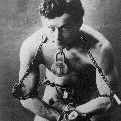 Exposición de Houdini en Madrid