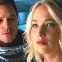 Estrenos del 30 de diciembre: 'Passengers', ciencia ficción para despedir el año