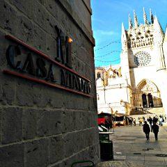Casa Minuto en Burgos, vermús y picoteo a los pies de la Catedral