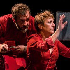 'El cartógrafo' en el Teatro Español, con Blanca Portillo