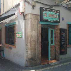 Bar El Origen de la Buena Vida