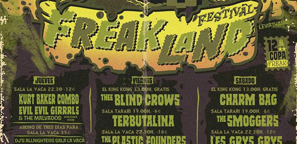 Freakland Festival