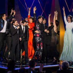 Así fue la gala de los Premios Feroz 2017