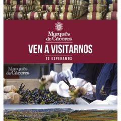 Visitas VIP Marqués de Cáceres
