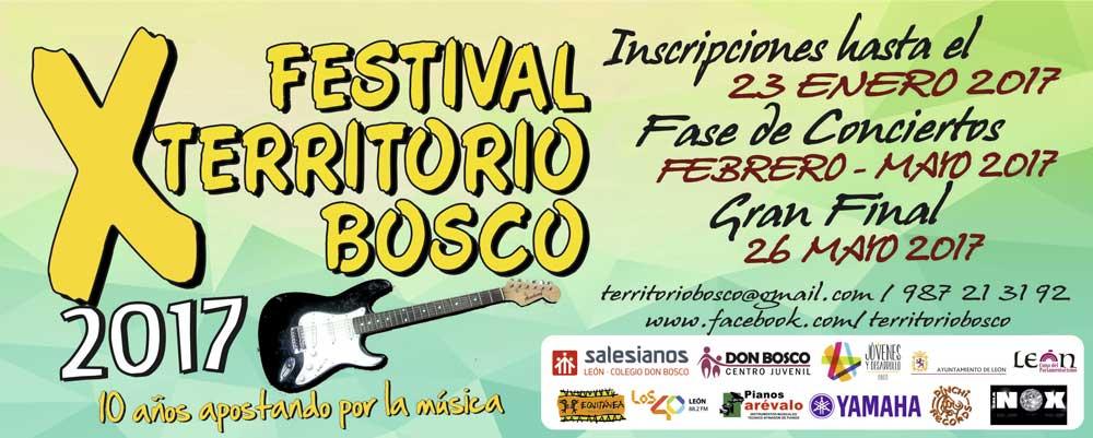 Décimo Festival Territorio Bosco