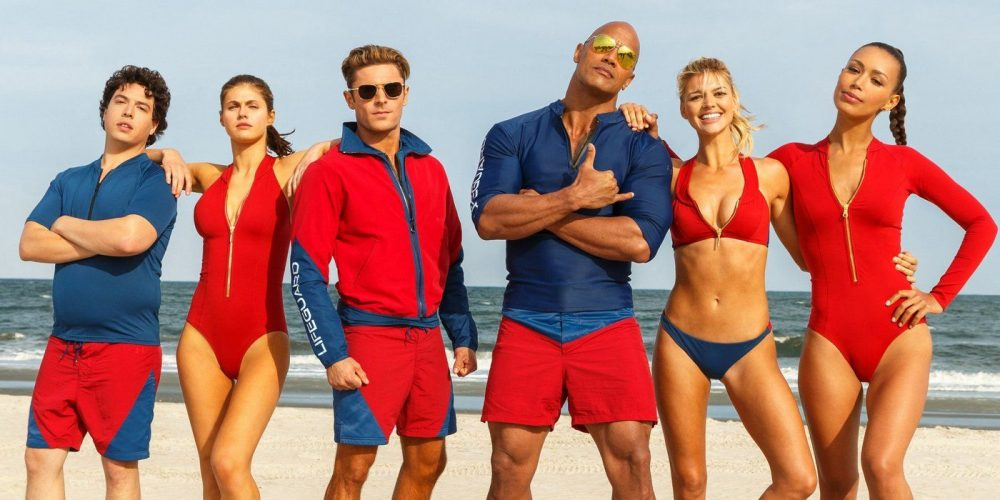 Tráiler en español de 'Baywatch: Los vigilantes de la playa'