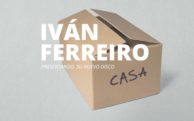 Concierto de Ivan Ferreiro en León