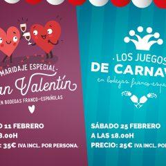 Los juegos de carnaval en Franco Españolas