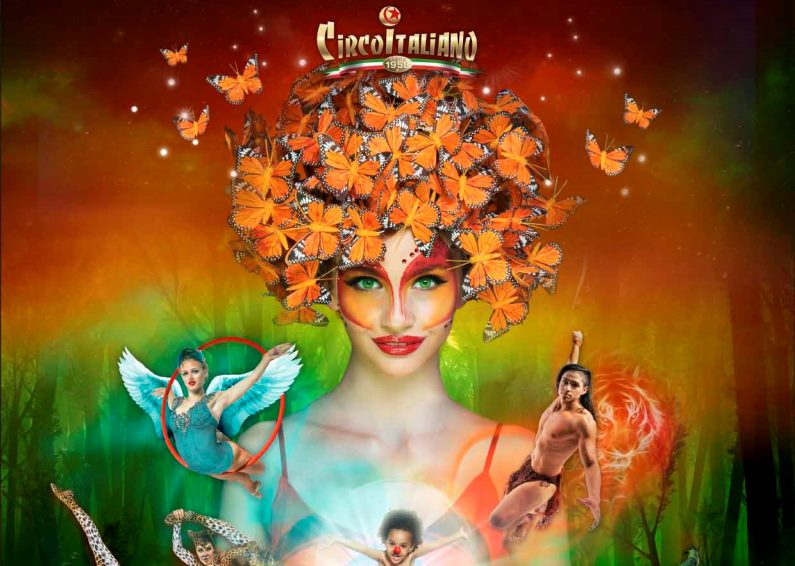 Il Circo Italiano presenta: VIDA, un espectáculo salvaje