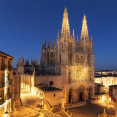 Los tres 'Patrimonio de la Humanidad' en Burgos