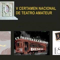 V Certamen Nacional de Teatro Amateur «Ciudad de La Bañeza»