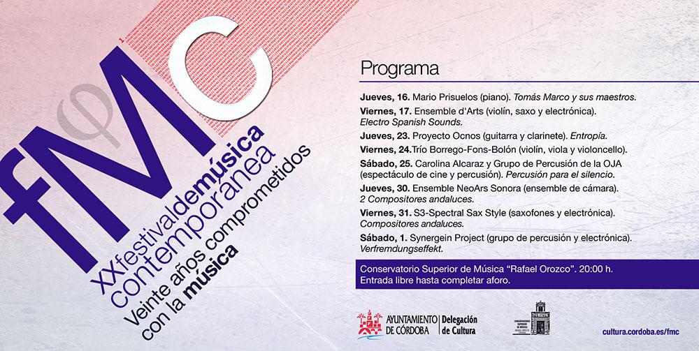 Festival de musica contemporanea cordoba