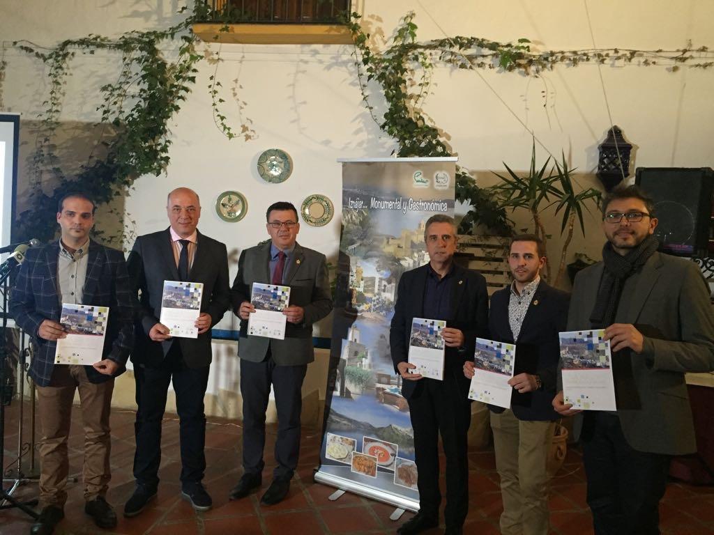 Turismo sostenible en Iznájar