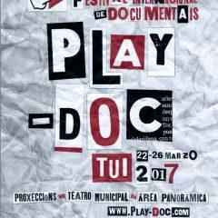 Play- Doc 2017, Festival internacional de documentales en Tui