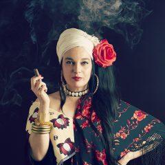'Afrolailo', vuelve Marinah de Ojos de Brujo con nuevas canciones