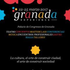Ya puedes leer el número de marzode la revistaGO! GRANADA, la Guía del Ocio de Granada
