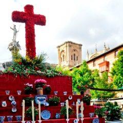 Celebra el Día de la Cruz de Granada