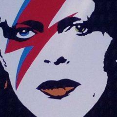Exposición David Bowie Carlos Luxor Colección