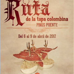 Pinos Puente celebra del 6 al 9 de abril su VI Ruta de la Tapa Colombina