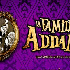 Casting para el musical de 'La familia Addams'