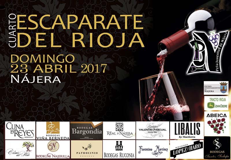 IV Edición del Escaparate del Rioja en Nájera