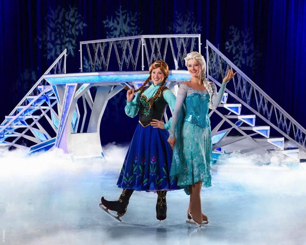 Entradas Disney On Ice Un Mundo Mágico con Ana y Elsa