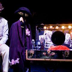 21 de abril, El Minuto del Payaso, con Luis Bermejo en el Teatro Góngora (Sala Polifemo)