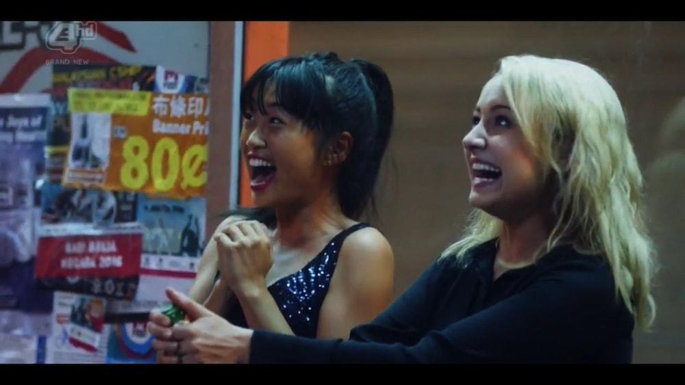 Fotograma de la serie 'Gap Year' en TNT