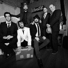 Funkdación presenta 'The PineBride Sessions Vol.1&2' en concierto en la Sala Plantabaja