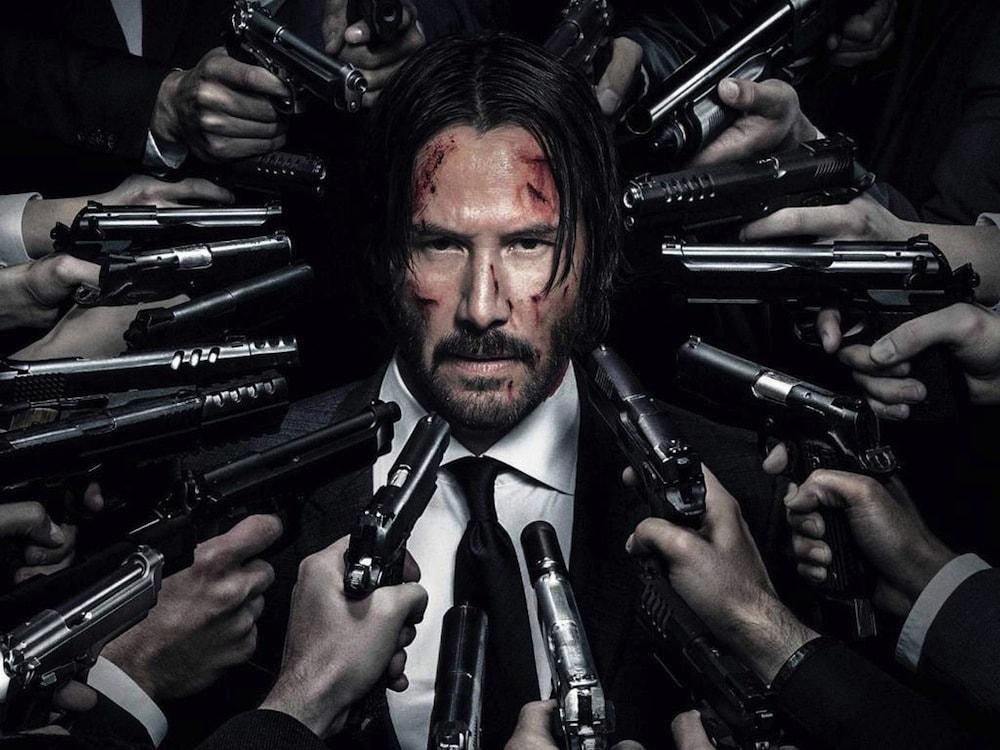John Wick: Pacto de sangre el viernes 21 de abril en cines
