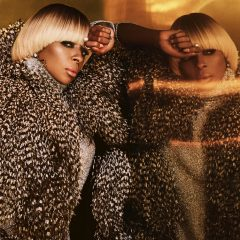 Mary J. Blige junto a  Kanye West en 'Love Yourself'