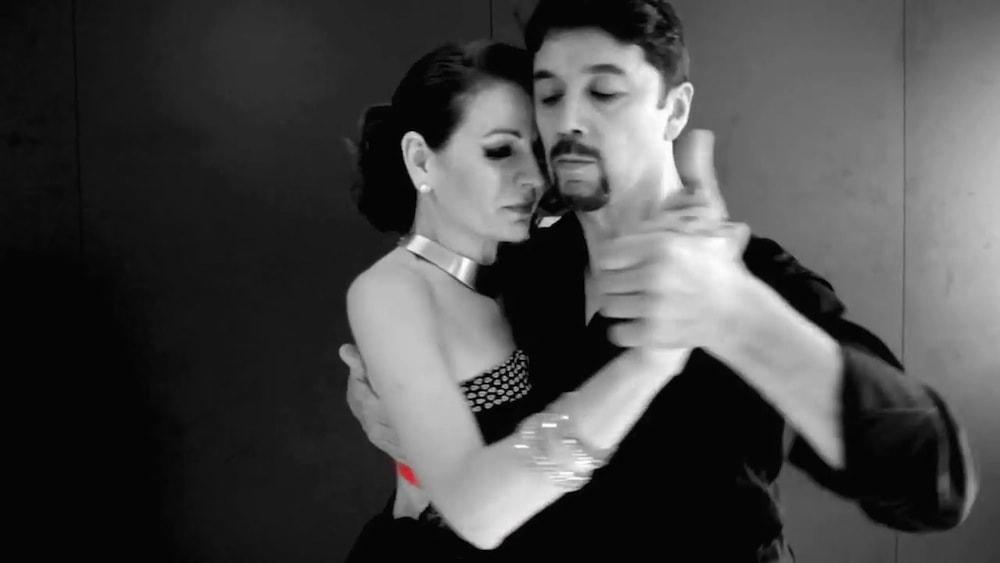 Tango en Madrid en abril