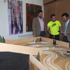Maracena se convertirá en la capital nacional del Scalextric este fin de semana