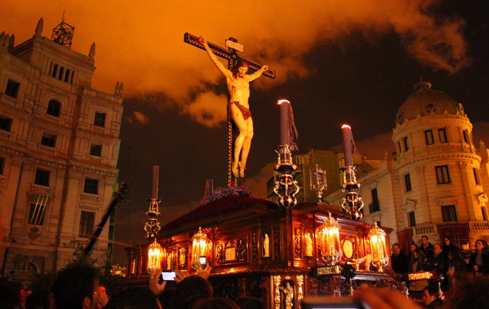 Toda la información de procesiones y pasos de la Semana Santa de Granada 2017