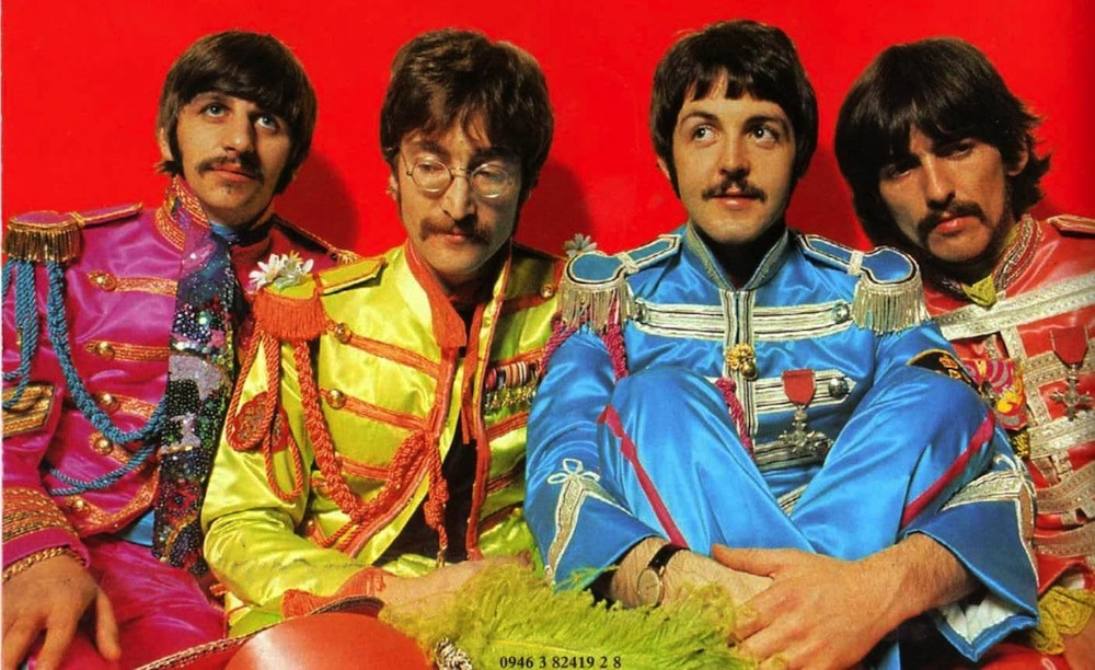 50 aniversario de st pepper de the beatles
