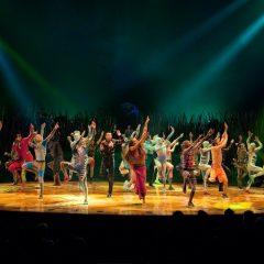 Gira 'Totem' 2017 de Cirque du Soleil