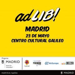 Desembarca en España adLIB!, un nuevo  formato de conferencias y networking de la Industria Cultural y Creativa