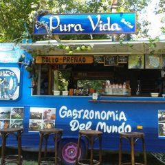 Actividades y puestos del Burgos Food Truck Festival 2017