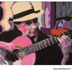 Hasta el 11 de Junio, Exposición El Color de las Horas. Tony Soto, pinturas, en la Sala Galatea (Casa Gongora)