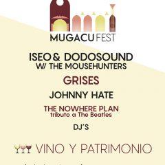Mugacu Fest, nuevo festival en Viana