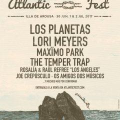 Atlantic fest, festival en la Illa de Arousa