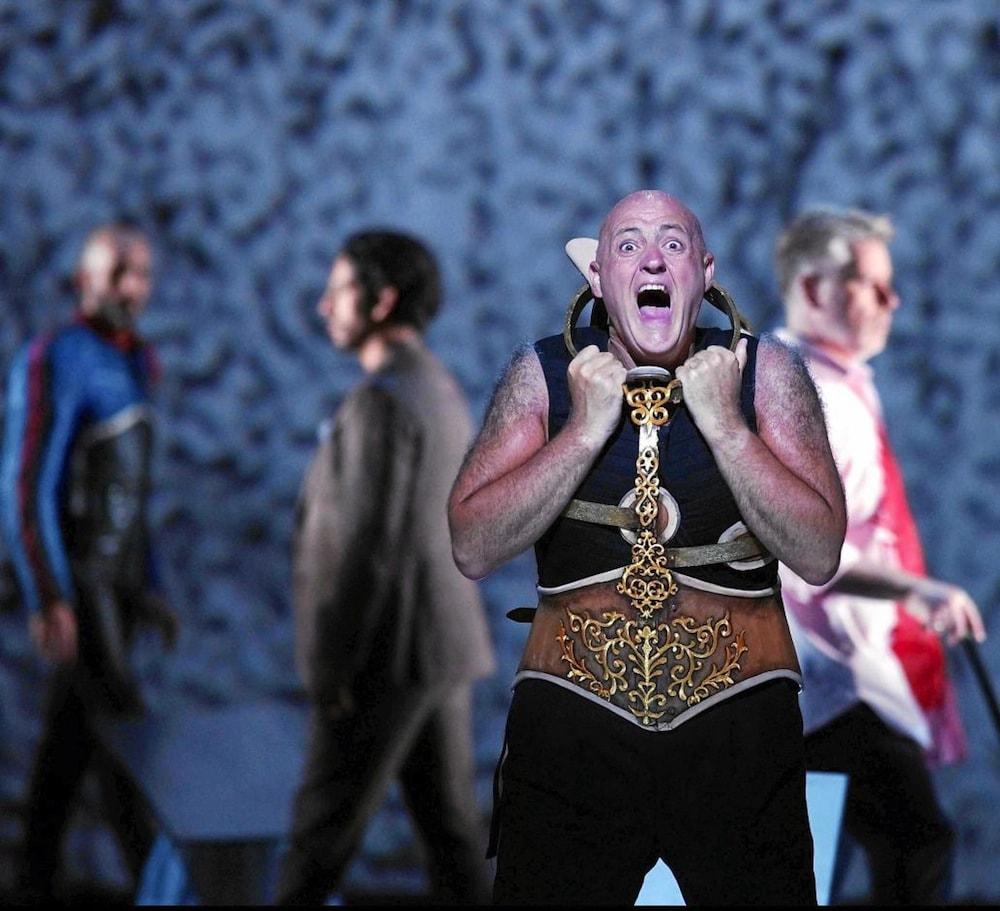 Días europeos de la Ópera representación de Bomarzo